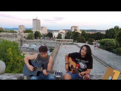 Slipknot - Wait and bleed (Cover by Dis#AcousticDuo)