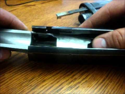 Remington 10 Disassembly And Reassembly
