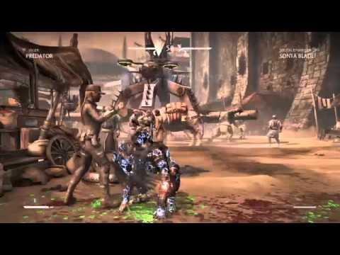 MK X pro gamer [watch & learn] GER