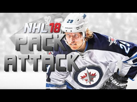 NHL 18 l Pack Attack #3 'THE DAB!'