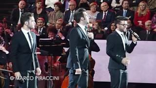 """IL VOLO: """"Grande Amore"""" live at Expo Milano"""