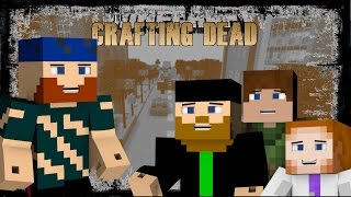Minecraft | YesMen: The Crafting Dead | #1 RAINBOW STATION