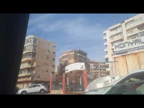 Small trip thru Tripoli lebanon