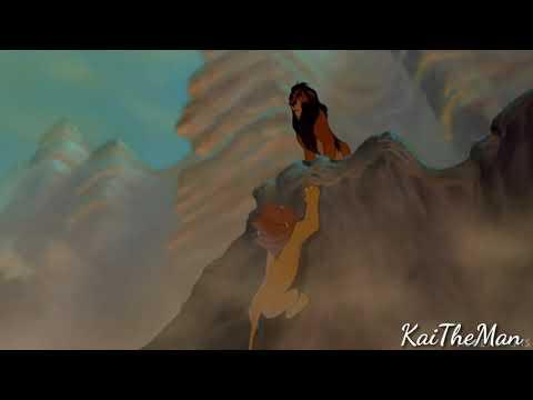 Что если, Муфаса выжил и убил Шрама (Король лев Кроссовер)