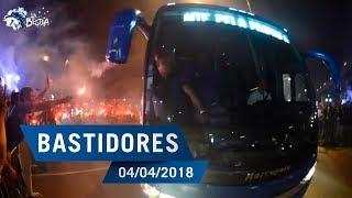 04/04/2018 - Copa Conmebol Libertadores - Cruzeiro 0 x 0 Vasco da Gama
