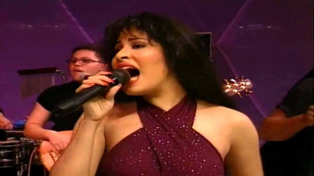 "Ultima cancion en vida de Selena ""Como la flor"" Houston Astrodome Feb, 26 1995, #1"