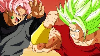 If Goku Black Went To Universe 6