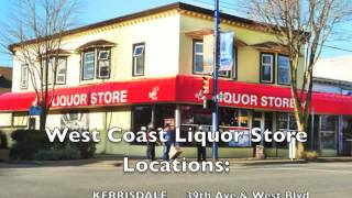Happy Canada Day from West Coast Liquor Stores - WE ARE OPEN!