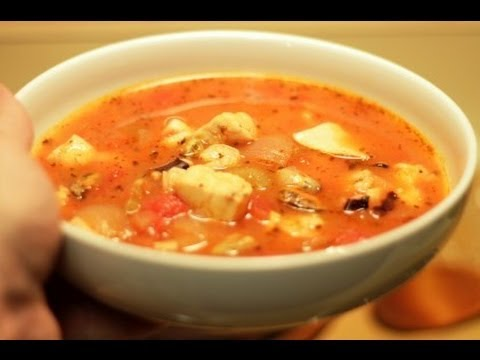 SEAFOOD STEW RECIPE For Winners*