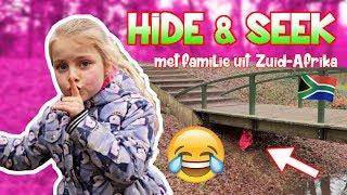 HIDE AND SEEK!! [met nichtje uit Zuid-Afrika] ♥DeZoeteZusjes♥