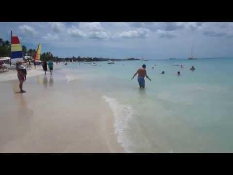 Dickenson Bay Beach St John's Antigua