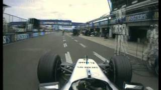 F1 2004 Great Britain Race Onboard Natural Sounds