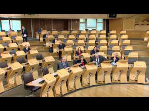 Portfolio Questions - Scottish Parliament: 1st March 2017