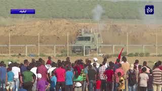 الفلسطينيون يواصلون مسيرات العودة - (31-8-2018)