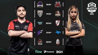 Liga Master Flow | Jornada 2 | Apertura 2020 | League of Legends