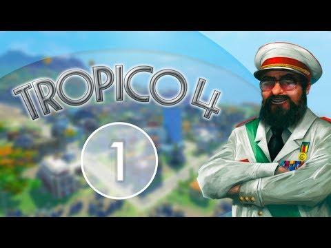 Tropico 4 (Season 1) - Episode 1 : Small Beginnings |