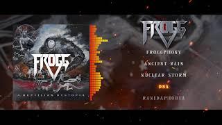 FROGG - A Reptilian Dystopia [Full EP Stream]