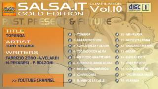 SALSA.IT VOL.10 GOLD EDITION: TOPANGA, TONY VELLARDI