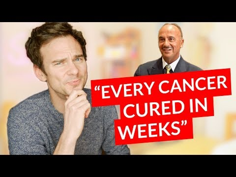 Every Cancer Can be Cured in Weeks: Bad Medicine #1