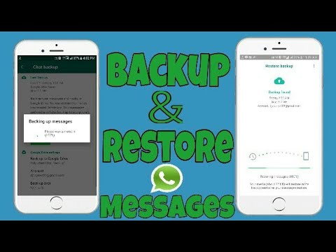 How to restore chat on whatsapp without backup