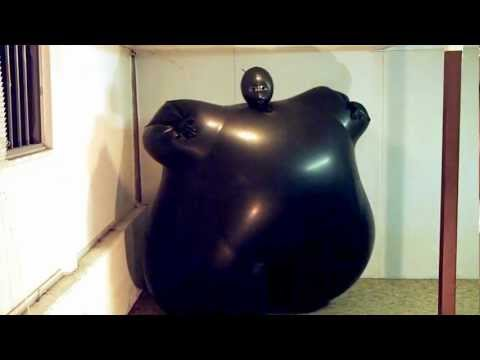 Latex Suit Inflation 72