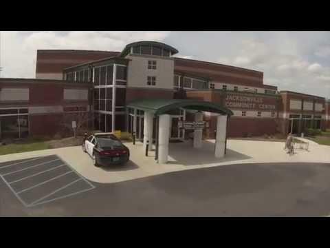 Jacksonvile Community Center Promo