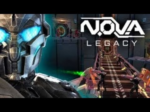 How to Download N.O.V.A Legacy Mod APK Version 4.1.5 For Android Kubixod  #Smartphone #Android