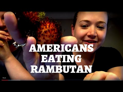 WHAT ON EARTH IS RAMBUTAN