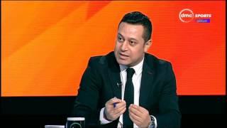 فيديو  هشام حنفى ينتقد الحضرى وحارس الشرقية