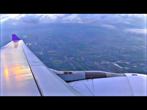 Thai Airways Airbus A330-343 | Bangkok to Phuket *Full Flight*