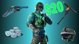 HOW TO GET THE FORTNITE NVIDIA BUNDLE FOR $20! (Counterattack bundle)