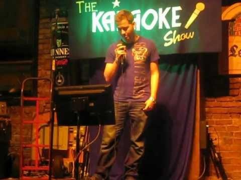Drew Rogers - Where The Streets Have No Name (U2 Karaoke)