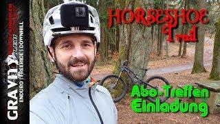 Hufeisen Trail DH & Enduro Vereinsstrecke | Zusammen mit MTB Travel Girl | Leo Kast #174