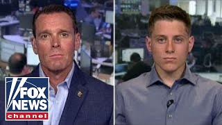 Father-son duo help families of fallen US service members