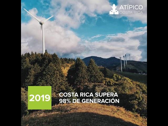¡Costa Rica, un país sostenible!