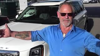 The First 2020 Kia Telluride Has Left West Coast Kia   Kia Telluride Customer Reviews