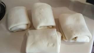 Շերտավոր խմոր / Слоеное тесто