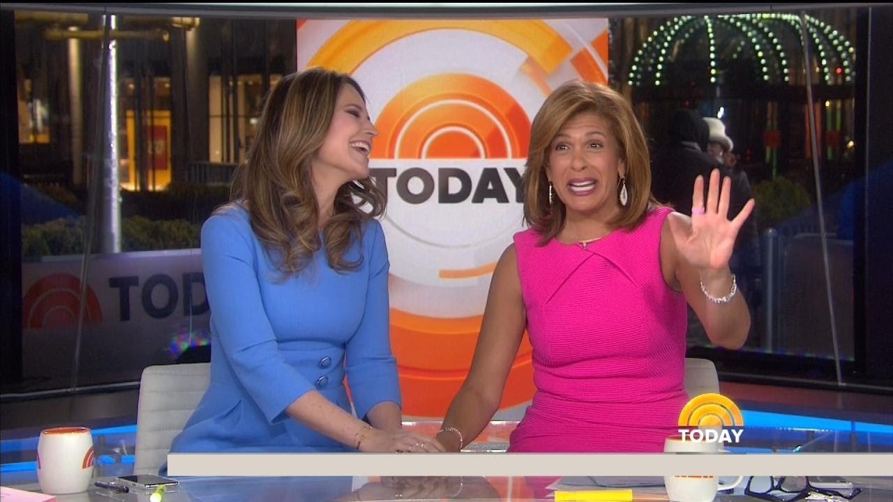 Hoda Kotb Gets The 'Today' Chair, But Will She Get Matt Lauer's Paycheck?
