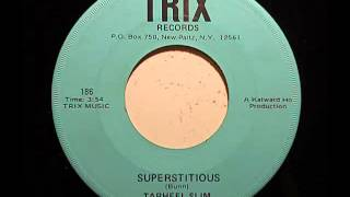 Tarheel Slim - Superstitious (Trix 4503)