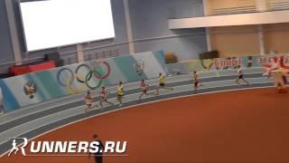 Первенство России среди юниоров - Чебоксары 2015 - 4 Забег 1500 м - Юниоры