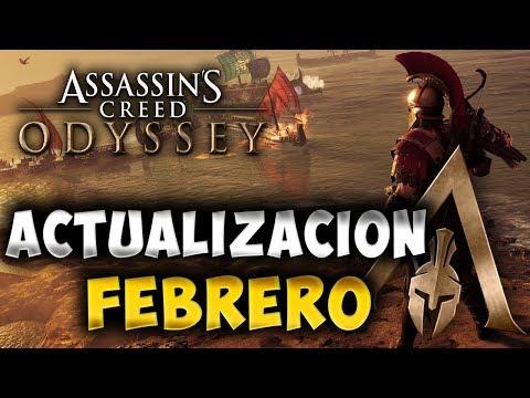 No me esperaba esta actualización... | Assassin's Creed Odyssey - RAFITI thumbnail