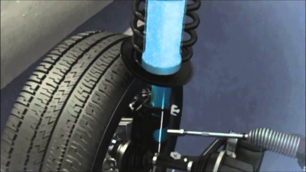 GraffGuru- 2015 Chvey Tahoe Magnetic Ride Control - YouTube