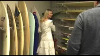 Tom Carroll At Storm Surfers Hq - Talks Up Solid Racks