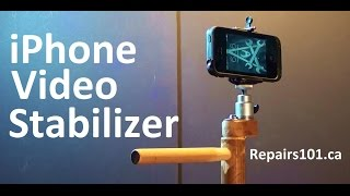 Iphone Video Stabilizer - Easy Woodshop Project