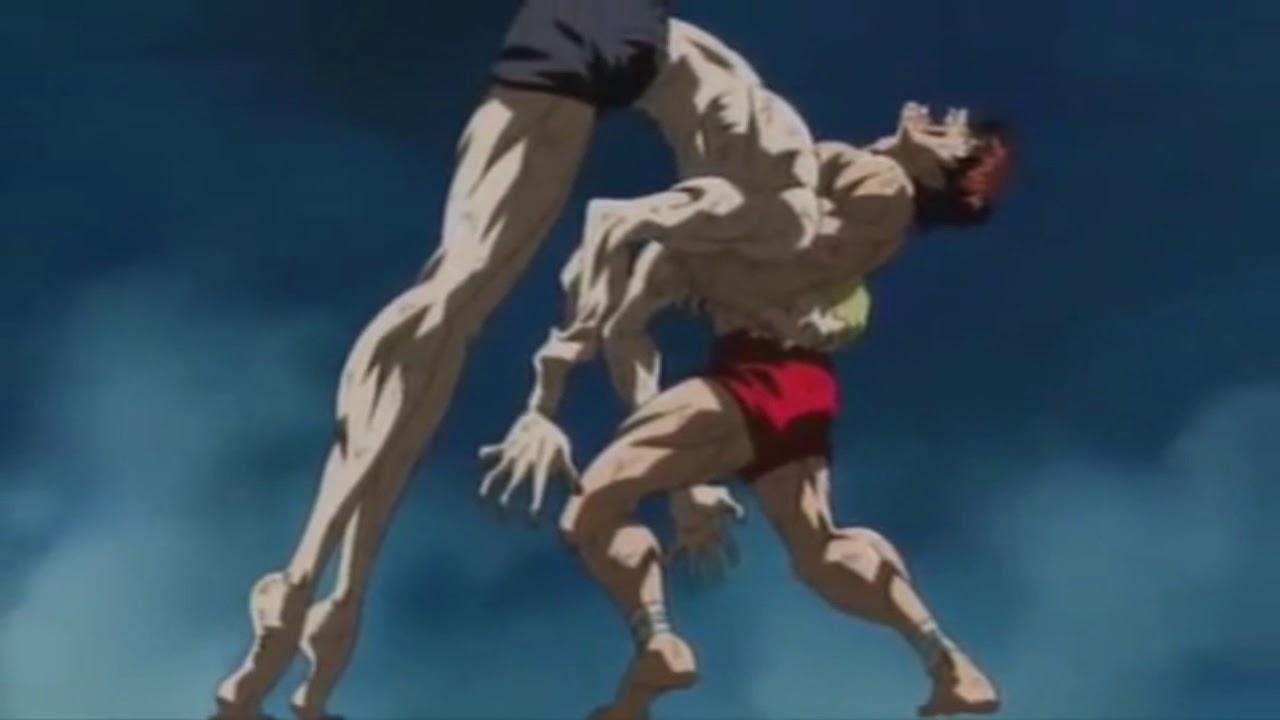 Baki vs Jack Hammer [ AMV ]