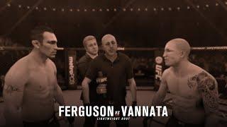 EA Sports UFC 3 - Tony Ferguson vs. Lando Vannata (WIP CAF)