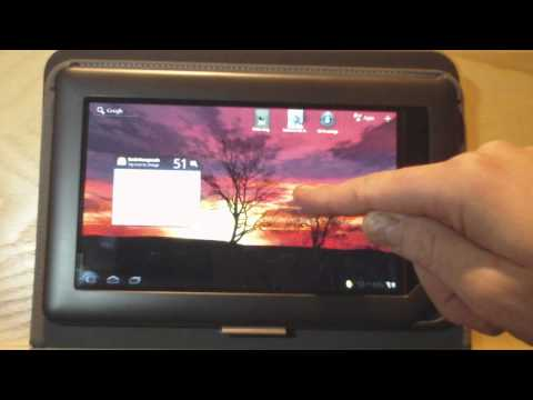 Nook Color Honeycomb with Android Market Review