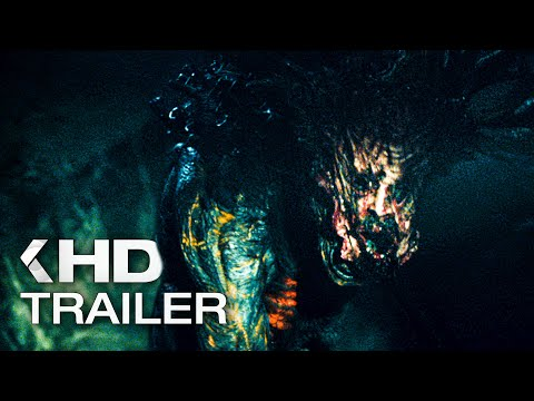 ANTLERS Red Band Trailer (2020)