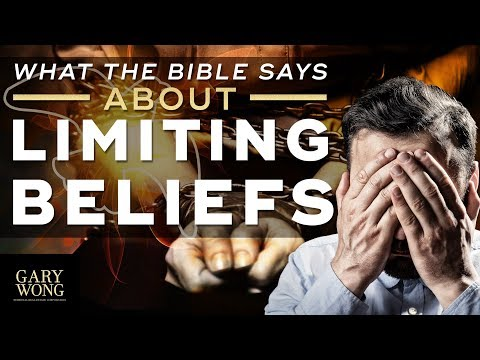 What the Bible Says about Limiting Beliefs? | Bible, Business & Belief Ep. 09