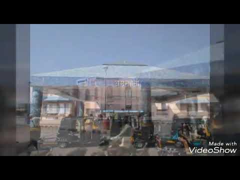 Amravati railway station